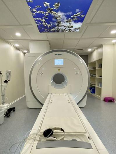 Kernspintomografie
